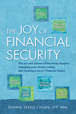 JThe Joy of Financial Security Cover