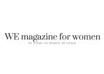 WE Magazine Logo