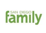 San Diego Family Logo